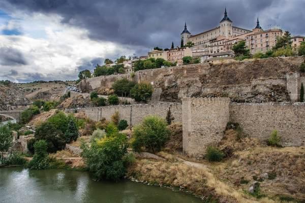 Toledo-panoramica