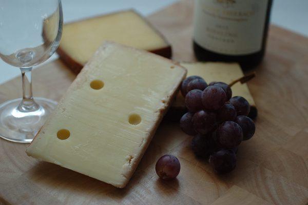 vino-queso